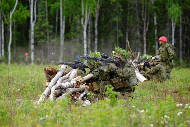 【陸上自衛隊】第1空挺団、アラスカの大地を駆ける