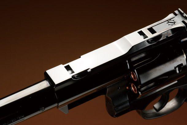マルシン スーパーレッドホーク7.5インチ(New Type) WディープブラックABS 44マグナムタイプ 6mmBB リアルXカートリッジ ガスリボルバー