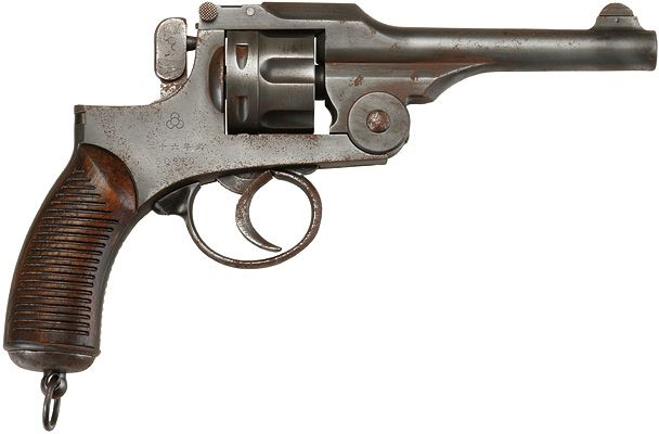 ハートフォード 二十六年式拳銃エイジドエキストリーム