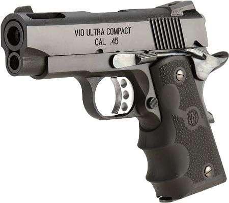 ガスブローバックガン  V10ウルトラコンパクト ブラックモデル