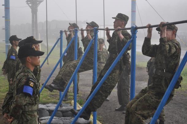 陸上自衛隊 レンジャー課程