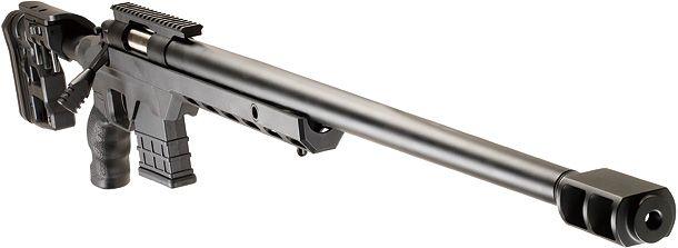 CYMA「MDT LSS-XL SCS&SRS-Lite エアコッキングスナイパーライフル」製品レビュー