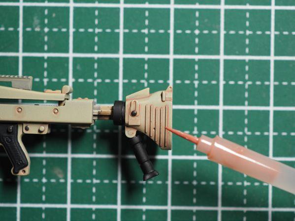 リトルアーモリー 「MG3KWSタイプ」を作ろう!