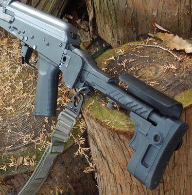 SAIGA-12 Unit2