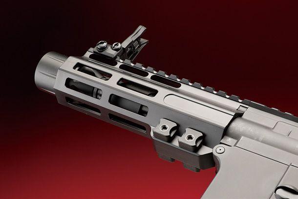 ARCTURUS「AT-AR08/AT-AR09/AT-AR10 VG ULR電動ガン」製品レビュー