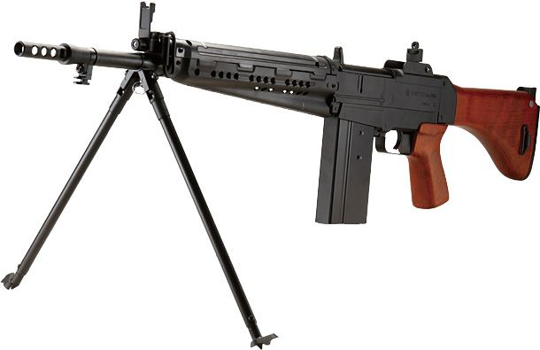 S&T「64式小銃G3電動ガン」製品レビュー