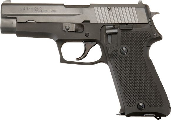 タナカ「SIG P220IC自衛隊EVO2 フレームHW モデルガンシリーズ」製品レビュー
