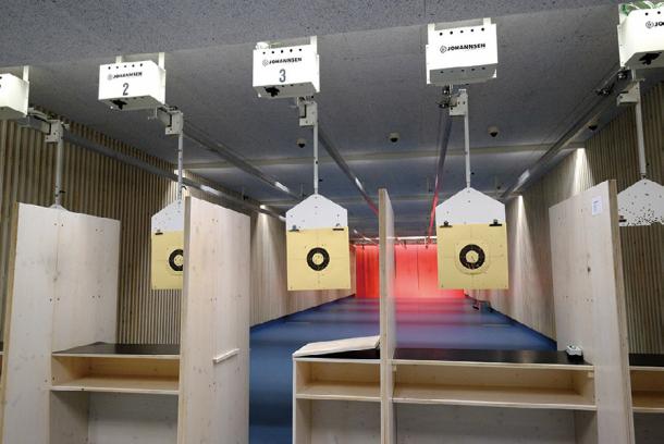 ドイツ最大の室内狙撃施設「MSZU」