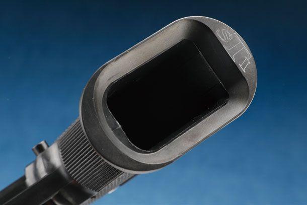 KSC「STI インレットシェイプ5.1 スライドHWガスブローバックガン」製品レビュー