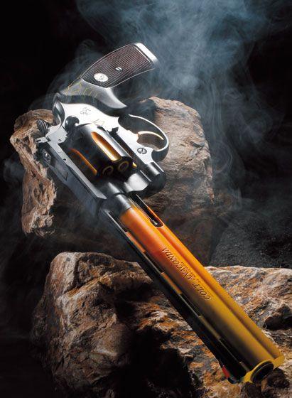 フィクションの銃を作る「COLT.44-ヘルファイア・前編」