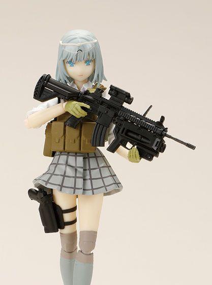 リトルアーモリー 「416&M320タイプ」を作ろう!