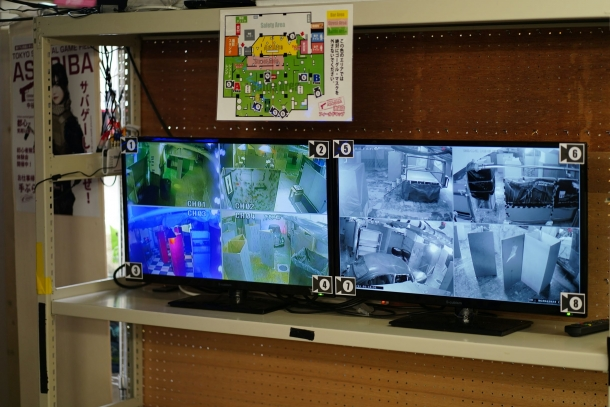 SURVIVAL GAME FIELD ASOBIBA 池袋店