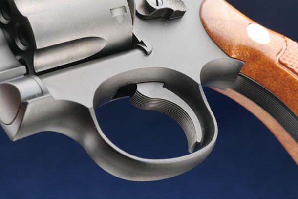 タナカ「S&W M15 コンバットマスターピース 4インチHW ver.3ガスガン」製品レビュー