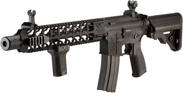 M4 LR-SD 13.5' フルメタルG3電動ガンBK