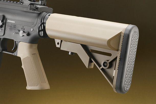 S&T「M4 CQB-R フルメタルG3電動ガン」製品レビュー