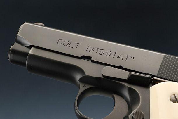 WA「コルトM1991A1 コンパクトヒートカスタム ガスブローバックガン」製品レビュー