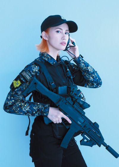 小森未彩&悠月アイシャの「サバゲ女子お部屋作り」Vol.2