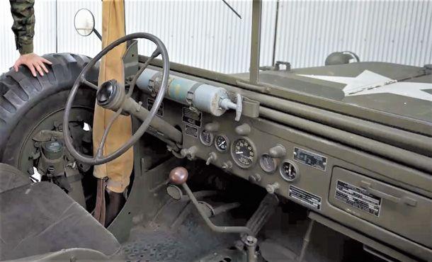 【かざりぷろじぇくと】ミリタリーヴィークルの運転席見せちゃいます。