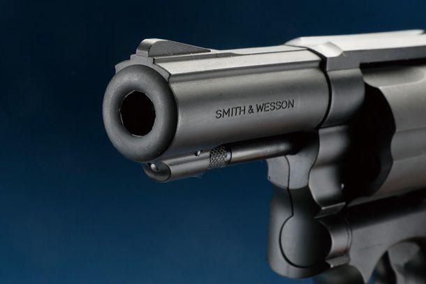 タナカ スミス&ウェッソン M13 3インチ FBIスペシャル ヘビーウエイトVer.3モデルガン