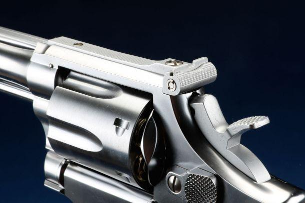 タナカ スミス&ウェッソンM67 コンバットマスターピース4インチ Ver.3ガスガン