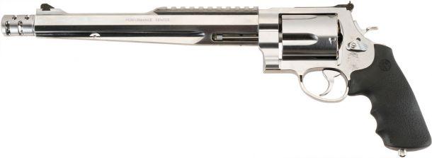 タナカ スミス&ウェッソン M500 PC 10.5インチ ステンレス・ジュピター・フィニッシュ Ver.2ガスガン