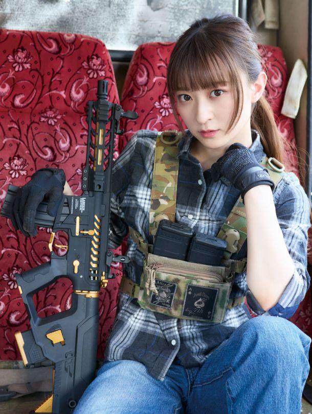 Lancer Tactical Lancer LT-34バトルホーク 電動ガンシリーズ
