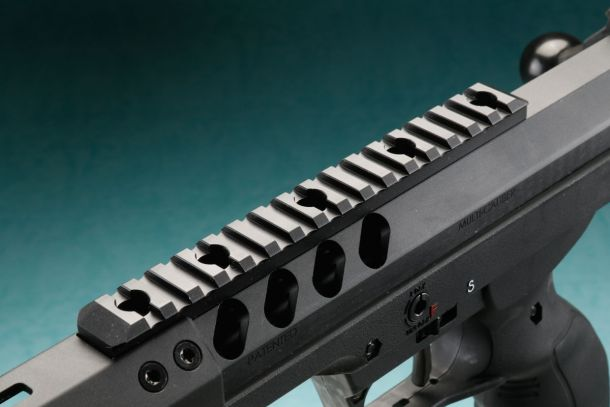 SILVERBACK AIRSOFT デザートテックSRS‐A2 M2 エアコッキングガンシリーズ