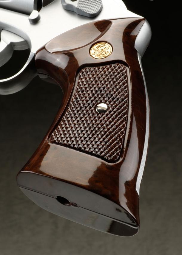 クラウンモデル スミス&ウェッソンM629ガスリボルバー シルバータイプシリーズ