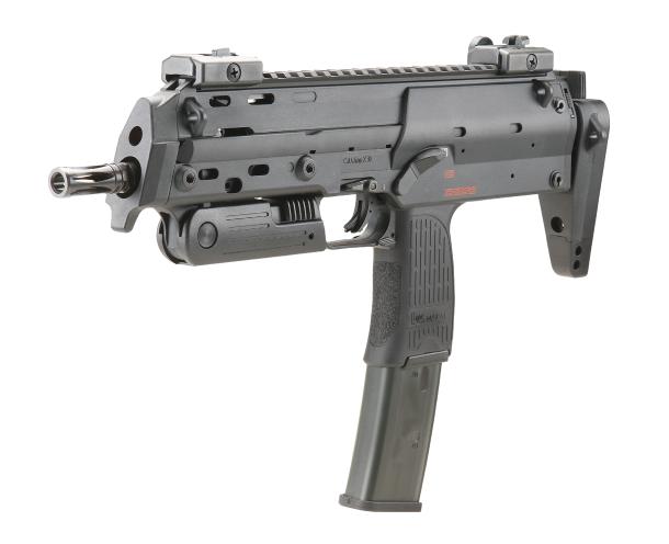 MP7 特殊部隊装備