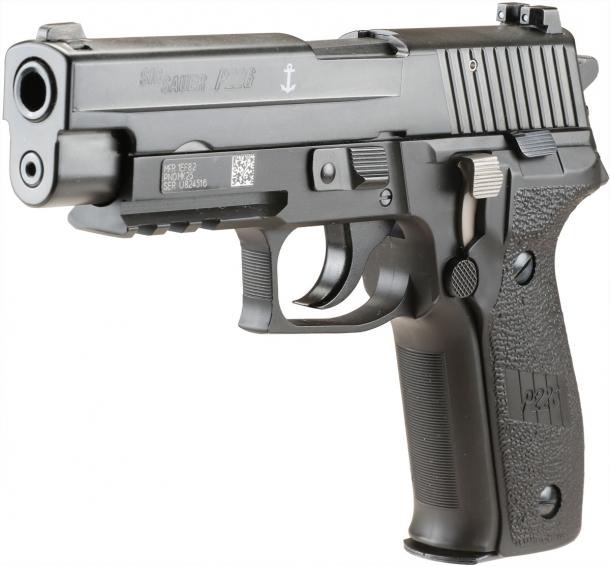 タナカ SIG P226 Mk25 EVO2 フレームヘビーウェイトモデルガン