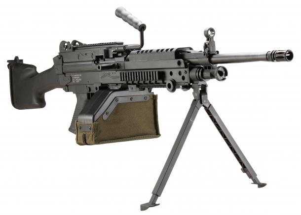 S&T M249 PARA&SAW