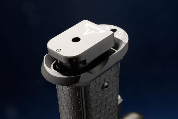 DOUBLE BELL TTI/STIタイプハイキャパ2011 ガスブローバックガン John Wick 3 SPパッケージ